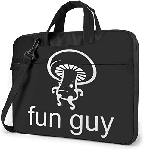 Fun Guy drôle Champignon Antichoc Ordinateur Portable épaule