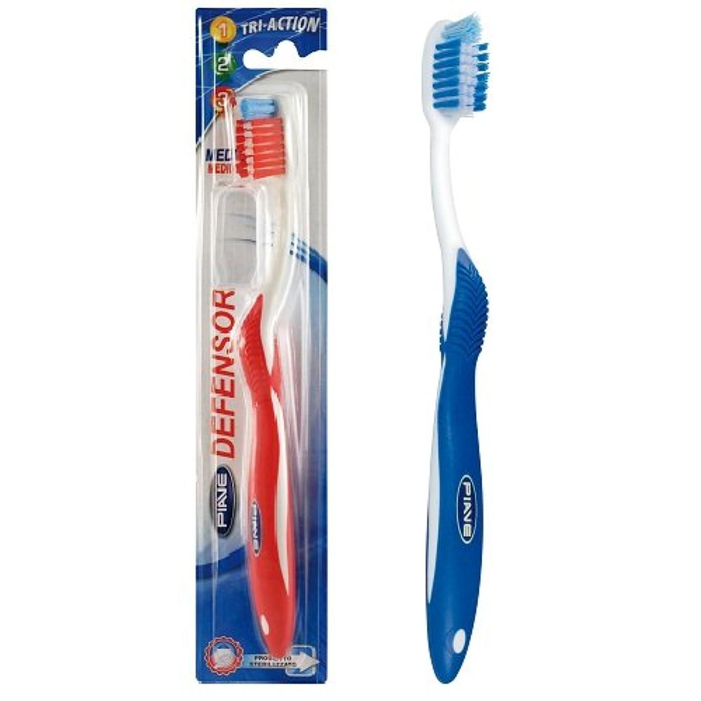 かける時計回り苦ディフェンサー歯ブラシ