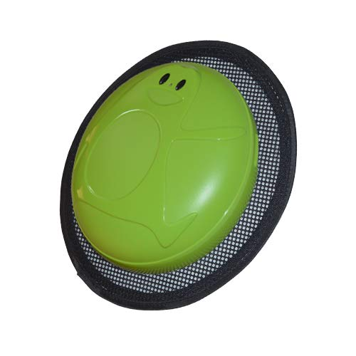 MILAGROW Frog Robo Duster Floor Cleaning Robot (Green and Black)
