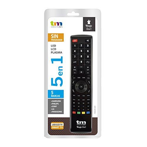 TM Electron tmurc501–Telecomando Television, Nero