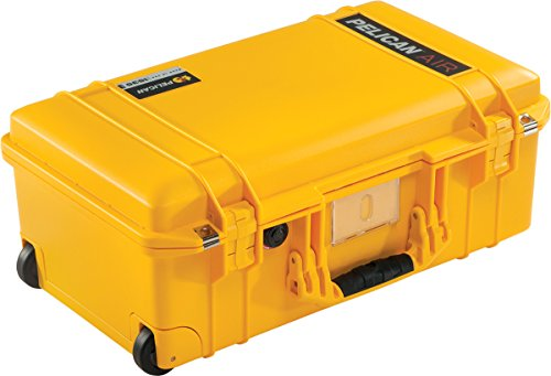Pelican Air 1535 Case with Foam (Yellow)
