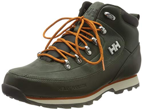 Helly-Hansen Men's The Forester Multipurpose Winter Boot, Forest Night, 7