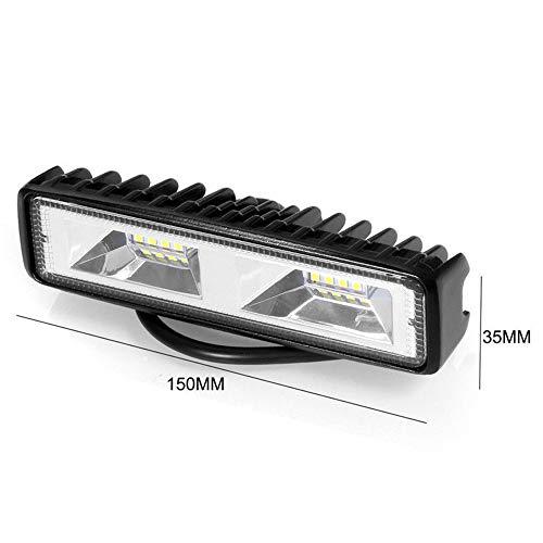 Lampe de travail LED 48 W pour SUV et véhicule tout-terrain - Puissance universelle