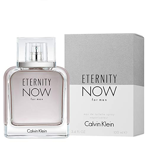 Calvin Klein Eternity for Men Now Spray, 3.4 Fl Oz