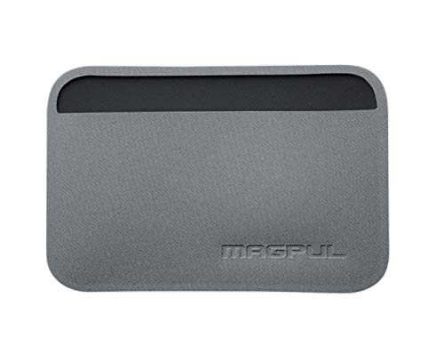 Magpul DAKA Essential Tactical Slim Minimalist Credit Card Holder Travel Wallet EDC Gear  Stealth Gray