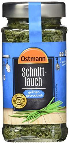 Ostmann Schnittlauch gefriergetrocknet, 1er Pack (1 x 12 g)