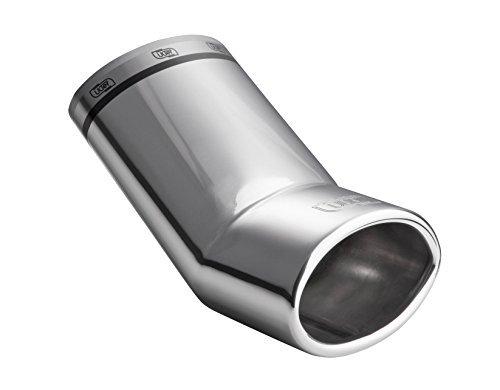 CARTUNER® Auspuffblende Sportauspuff Optik oval