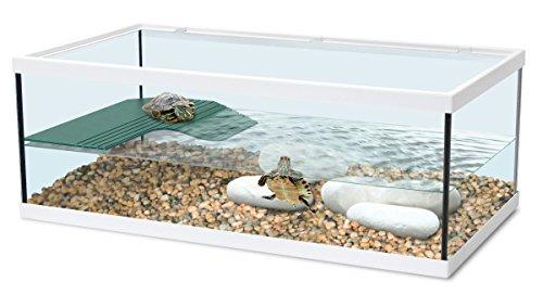 ZOLUX Terrario aqua tortum bianco - Acquari in vetro