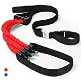 Odoland Pull Up Assist Band, Premium Powerlifting Assist Band, Stretch Resistance Bands to Improve...