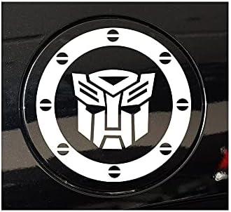 Transformers car sticker