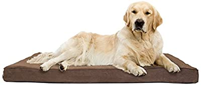 FurHaven Deluxe Orthopedic Pet Bed Mattress for Dogs and Cats - Available in Over 25 Colors