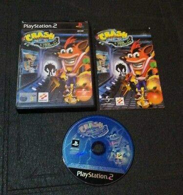 Crash bandicoot l'ira di cortex ps2 Playstation 2