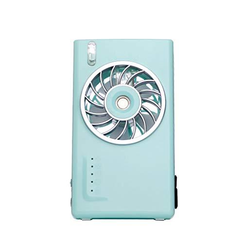 Xxw Mini Ventilador Pequeño Ventilador de Aire Acondicionado Mini Ventilador eléctrico Mini...