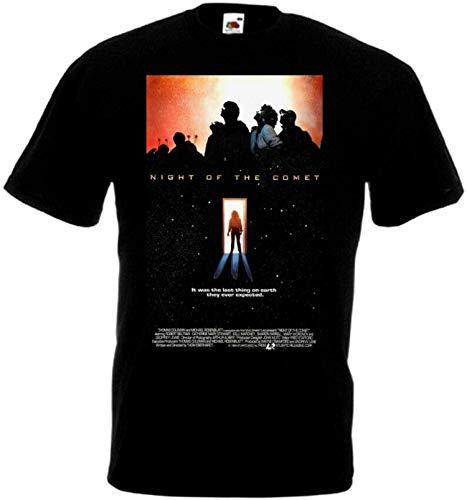 Night of The Comet v1 T-Shirt Movie Thom Eberhardt S-5XL Men's