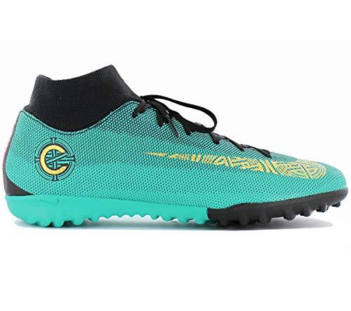 Nike Mercurial SuperflyX VI Academy CR7 TF voetbalschoenen, meerkleurig (Indigo 001), 44.5 EU