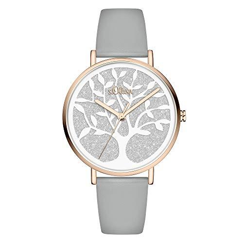 s.Oliver Damen Armbanduhr SO-4275-LQ
