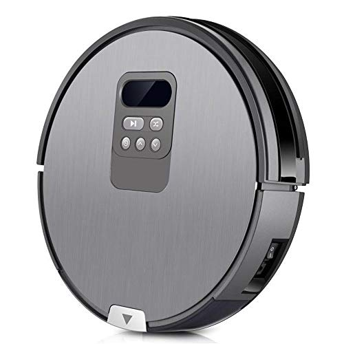 Cheapest Price! Smart Robotic Vacuum Cleaners Wet and Dry Mopping Wetting Intelligent Planning Path ...