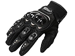 Pro-sonic® Professional Motorcycle gloves Motorcycle Gloves motocross gloves Summer Men's (XXL)