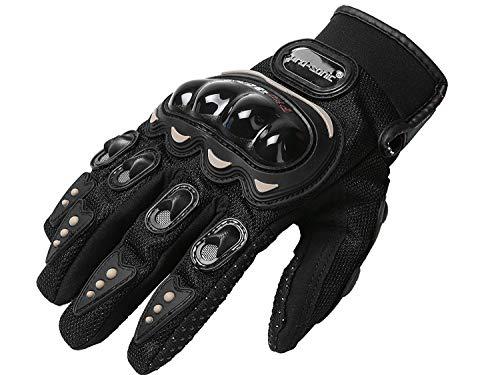 Pro-sonic® Professionelle motorradhandschuhe Motorrad Handschuhe motocross handschuhe Sommer herren (XL)