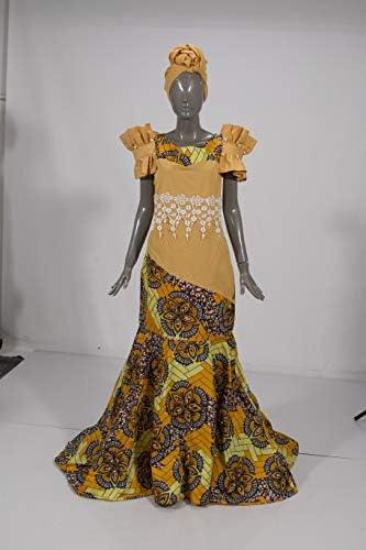 African mermaid wedding dresses _image4