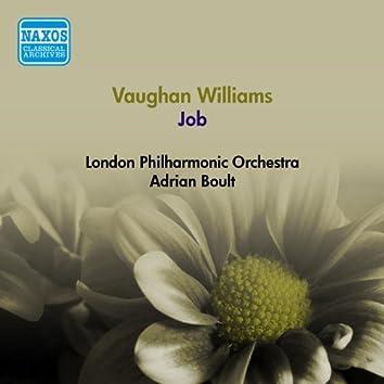 Vaughan Williams, R.: Job (Boult) (1953)