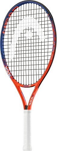 HEAD Kinder Radical 23 Tennisschläger, orange/blau
