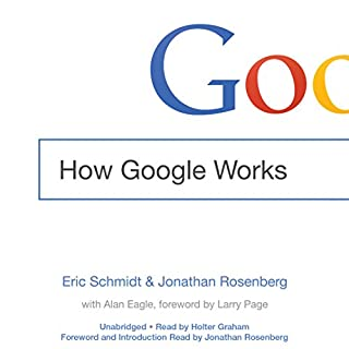 How Google Works cover art