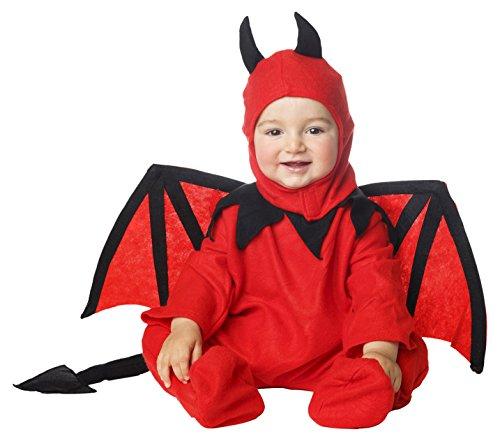 Disfraz de diablillo para bebés