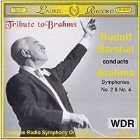 Conducts Brahms-Symphony 2/4