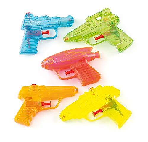 Baker Ross Transparente Wasserpistolen(8 Stück)