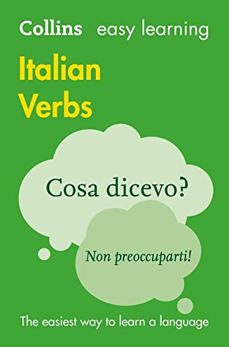Collins Dictionaries: Easy Learning Italian Verbs: Trusted Support for Learning (Collins Easy Learning)