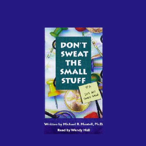 Don't Sweat the Small Stuff cover art