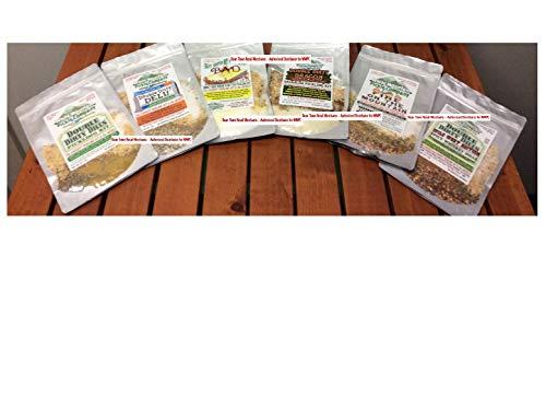 White Mountain Pickle CompanyPickle On The Edge Sampler Pickling Kit - 6 Pack