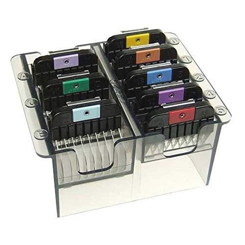 Global Scatola di pettini in metallo Moser | Scatola di pettini per macchina tosatrice Moser Max45 e Max50 | Scatola di pettini per macchina spelare
