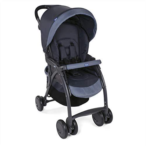 Chicco Simplicity Plus Top Kinderwagen blau
