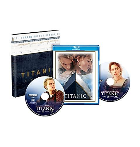 Blu-Ray Titanic – Edição Especial - Dublado - Duplo Enluvado