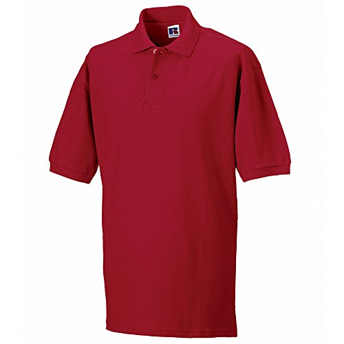 Russell Collection - Polo - Homme #N/A - Rouge - Classic Red - S