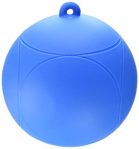 Pfiff 001171 Pferdespielball, Spielball für Pferde Beschäftigung, Blau, 20 cm