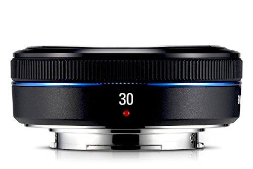 Samsung Pancake S30NB Objektiv 30MM / F2 (43 mm Filteregwinde) für NX-Serie