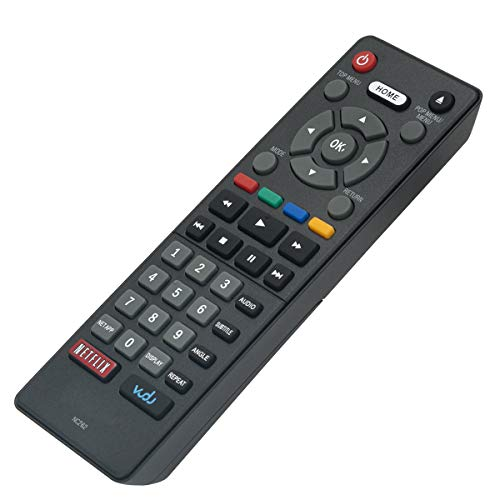 NC262 Replace Remote Control Work with Magnavox Blu-ray Disc DVD Player MBP5320 MBP5320F MBP5320/F7G