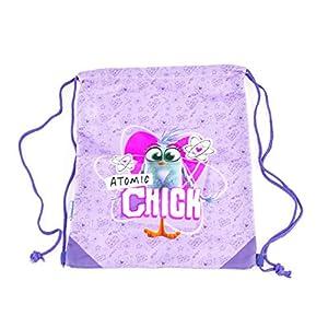 41G1c6Yc6dL. SS300  - Angry Birds 19AB-905-AC-5 Atomic Chick - Mochila (41 cm, 23 L)