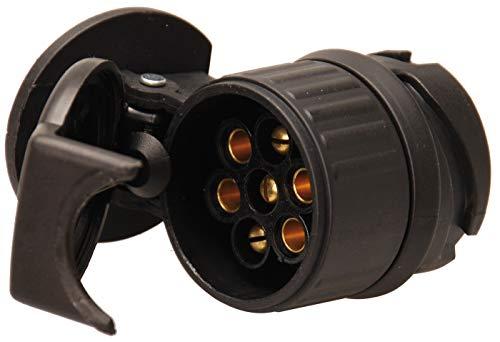 Kraftmann 80754 | Adaptador para enchufe de remolque | de 13