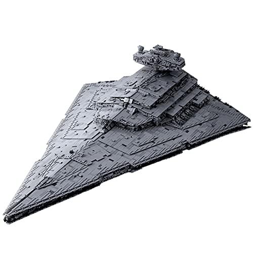MSEI Star Destroyer Bausteine Modell Star War Schiff Raumschiff Kompatibel mit Lego - 11885St