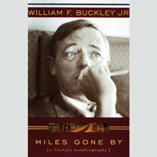 Miles Gone By audiobook cover art
