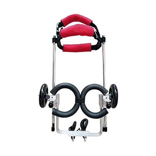 Baby Safe Huisdier rolstoel, Ouderen, Honden, Scooters, Gehandicapten Honden, Hulpmiddelen, Beenoefeningen, Honden, Katten, Auto's (Maat: XXS)