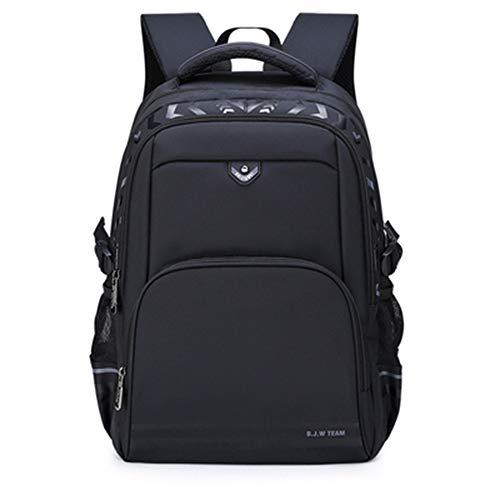 YHF Los Escolares Ortopedia Bolsas Mochila los niños en la Primaria Schoolbag para Chicos, Chicas Mochilas Impermeables,A