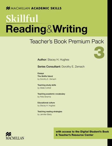 Skillful Level 3 Reading & Writing Teacher's Book Premium Pack