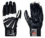 Best Football Lineman Gloves - Nike Hyperbeast 2.0 Adult Lineman Gloves (Black/White, 3XL) Review