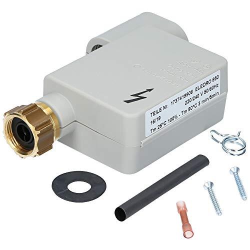 Reparaturset für Aquastop-Schlauch - passend für 60er Spülmaschinen von Bosch/Siemens 00091058/091058 Constructa, Neff, AEG, Quelle. Magnetventil Type ASII BITRON