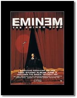 eminem show poster